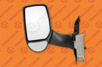 Left long arm electric mirror Ford Transit 2000-2013 new Trateo