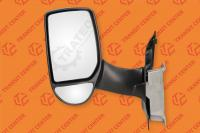 Left long arm manual mirror Ford Transit 2000-2013 new Trateo