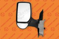 Short arm electric mirror left Ford Transit 2000-2013 new Trateo