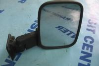 Right mirror manual short arm Ford Transit 1986-1994 used