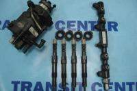 Pump + injectors Ford Transit 2.4TDCI 135ps 2003-2006 used