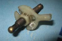 Lower headlight adjustment Ford Transit 1986-1991 used