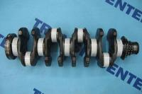 Crankshaft Ford Transit 2.4  2000-2006 used