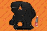 Engine front cover Ford Transit 2.4 2000-2013 Trateo new