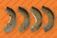 Brake shoe set 15'' BSG Ford Transit 2000-2006 new