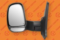 Left long arm electric mirror Ford Transit 1994 new