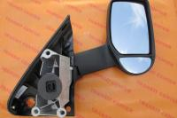 Right long arm manual mirror electricar Ford Transit 2000-2013  original New