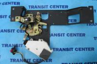 Right sliding door central lock mechanism transit 1986-2000 used