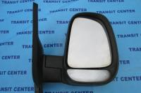 Right mirror manual short arm Ford Transit 1994-2000 used