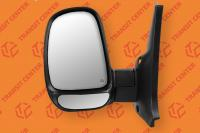 Left short arm electric mirror Ford Transit 1994-2000 new