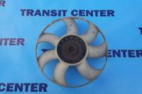 Cooling fan with clutch Ford Transit 2000-2013 used