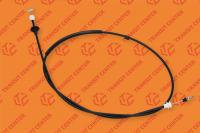 Bonnet lock cable Ford Transit 1986 LHD new