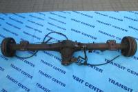 "Rear axle Ford Transit 1991, 4.56 with ABS, 14"" wheel. used"