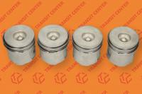 Pistons set Ford Transit 1992 2.5 Diesel new