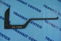Door window moulding frame left 90t350 2000-2006 used