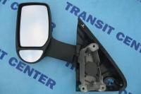 Long arm manual mirror left Ford Transit 2000-2013 used