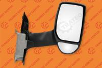 Right long arm manual mirror Ford Transit 2000-2013 new Trateo