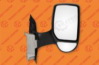 Right short arm manual mirror Ford Transit 2000-2013 new Trateo
