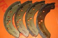 Brake shoe set 14'' Ford Transit 1986-1991 alternative new