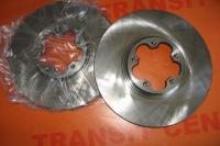 Brake discs - front set 15''- alternative 2000-2006 new