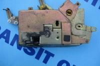 Sliding door lock left 2000-2013 used