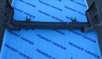 Rear bumper set transit 2000-2013 used