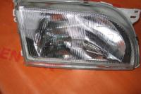 Headlight right Ford Transit 1991-2000, electric- european version